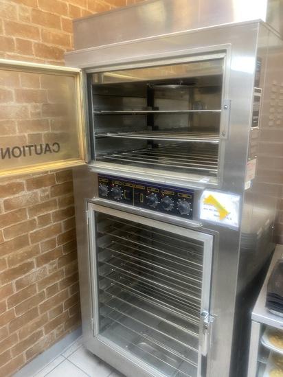 Nu-Vu Bread Oven/Proofer