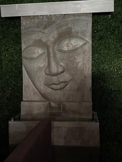 6' Buddha Fountain