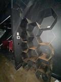 Steel Display Unit