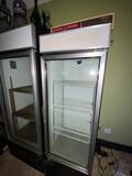 Single Door Glass Merchandiser Cooler