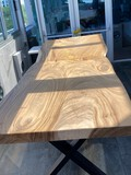 Large 10ft High Top Table made from single Tree