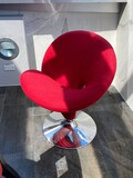 Very Unique Red Chair