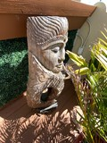 Free Standing Wood Carving