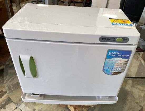 Counter Top Towel Warming Cabinet