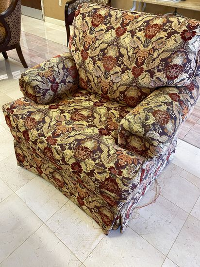 Upholstered Chair by Fairfield