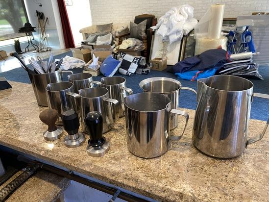 Espresso Coffee Accessories