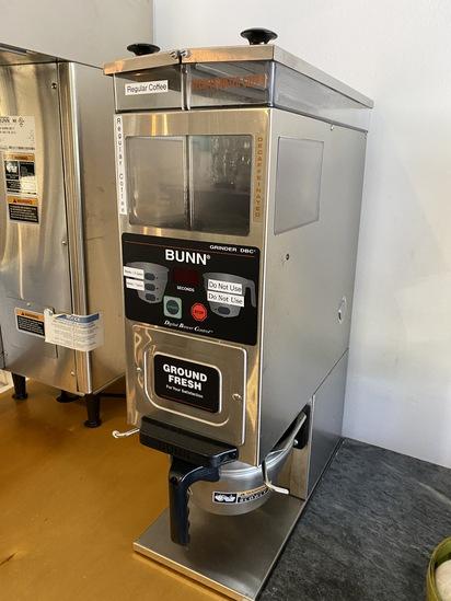 Bunn  DBC Twin Chamber Coffee Grinder