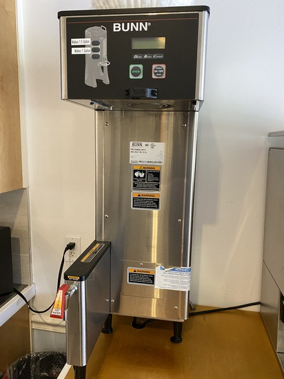 Bunn Thermo Fresh Counter Top Single Thermos Coffee Brewer