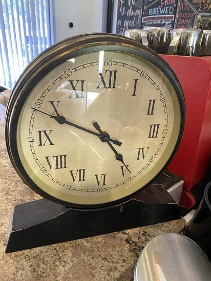 Decorative Counter Top Clock