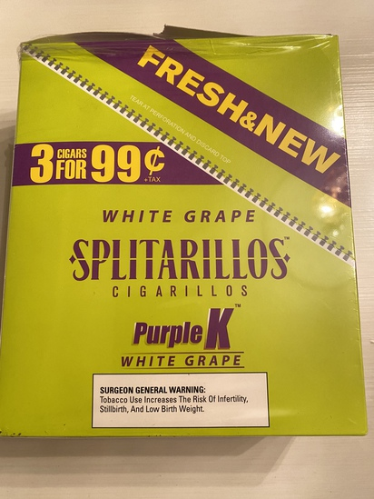 White Grape Splitarillos
