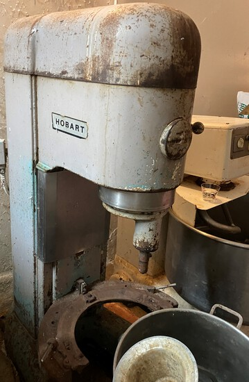 Bakery Equipment Auction