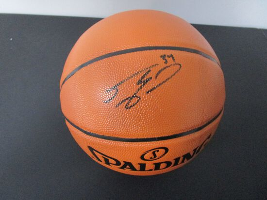 Shaquille O'Neal of the Magic / Lakers signed autographed basketball PAAS COA 605