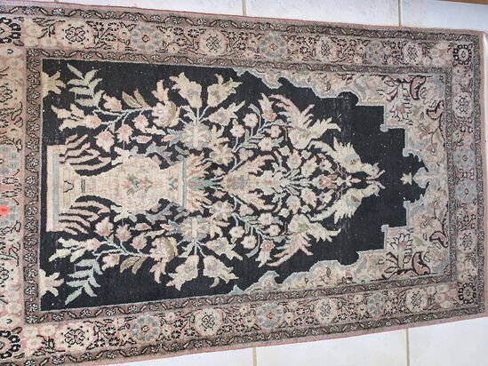 2.5' X 5' Rug From Isreal