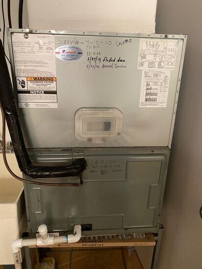 Rheem Split System Air Conditioning System