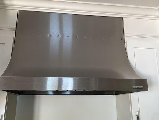 Stainless Steel Finish Venthood Exhaust Kitchen Exhaust Hood