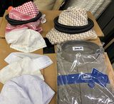 Lot of Islamic Men's Fashion Clothing given as a gift by the Saudi Royal Family