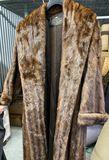 Karl Lagerfeld size 6 Maximillian Collection Fur Coat