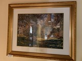 Framed Picture by Claude Monet
