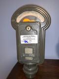Parking Meter Head