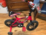 A Huffy Childs Tricycle