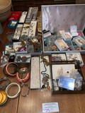 large Lot of Assorted Costume Jewelry