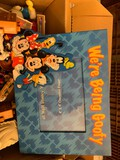 Box Full of Disney Figures