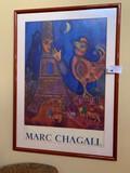 Marc Chagall Framed Print