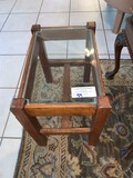 Small Glass Top Table, 11