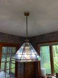 6 Sided (Hexagon) Shape Ceiling Chandelier
