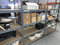 (3) Sections of Dexion Slotted Angle Shelving