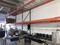 (3) Sections of Interlake Pallet Rack: 16Ft Frames