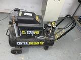 Central Pneumatic, Air Compressor, 2HP/8GAL