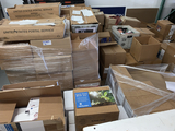 (9) Full Pallets of Boxed Assorted Printed Items