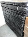 (18) Plastic Pallets, 40
