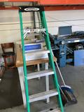 6Ft Fibreglass Ladder