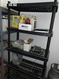 Cambro Shelf Unit
