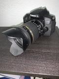 Canon #EOS-750D Camera, Tamron18mm-270mm