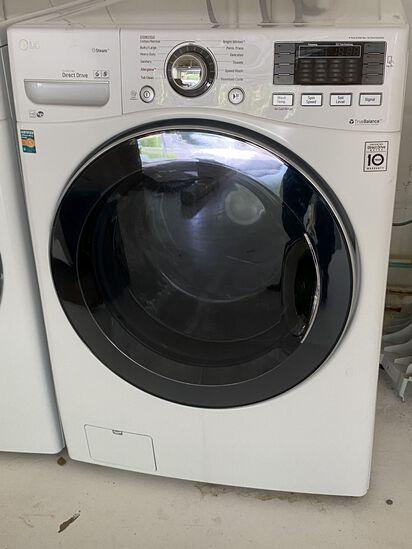 LG Inverter Direct Drive Front Loading Washing Machine