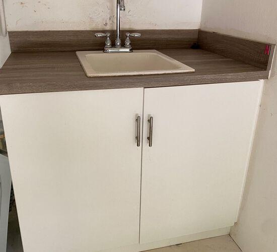 "41"" Vanity Sink For Washroom"