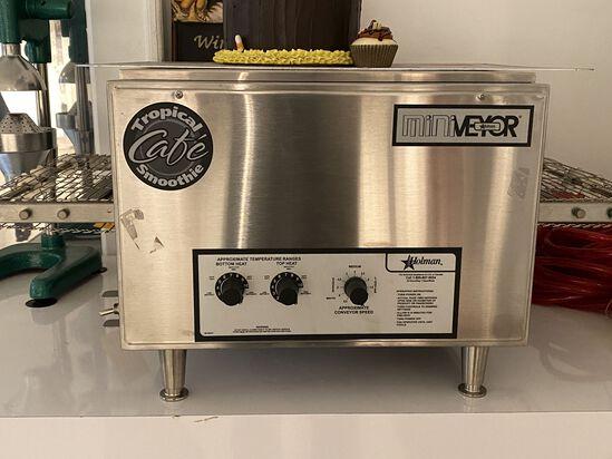 Holman Miniveyor Toaster. Brand New