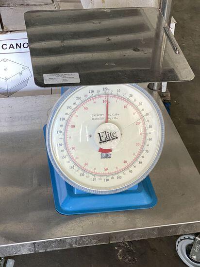 200 lb Countertop Spring Scale