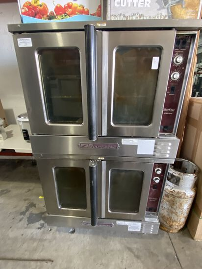 Silver Star Southbend, Two Deck Gas Convection Oven