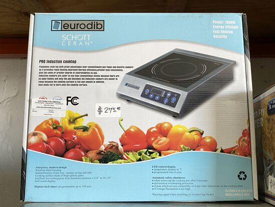 Countertop Induction Cooktop. Brand New In Box