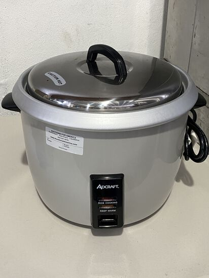 Adcraft Rice Cooker.. Brand New
