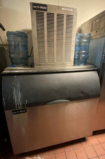 Ice-O-Matic 500# Ice Machine Air Cooled
