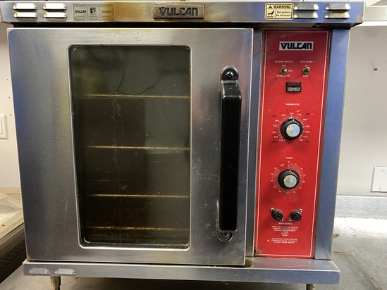 Vulcan Electric Counter Top Convection Oven