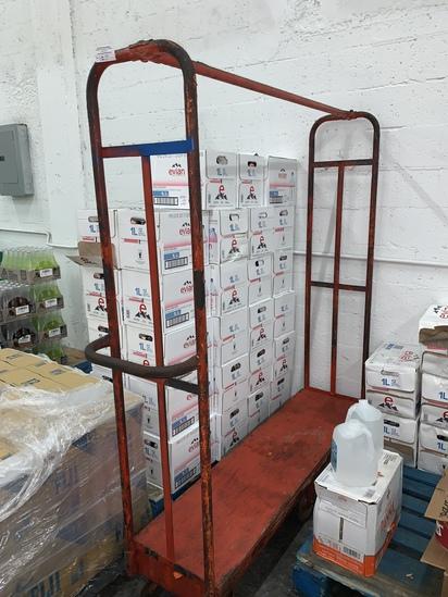 Warehouse Material Handling Cart