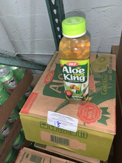 Aloe King Beverage