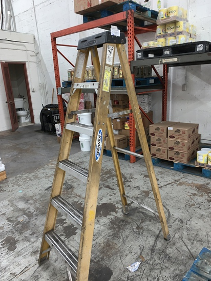 6 Foot Step Ladder