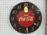 VINTAGE ELECTRIC COCA COLA CLOCK-18